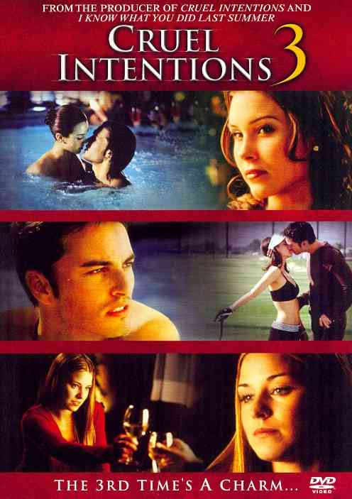 CRUEL INTENTIONS 3 BY ELIZABETH,ASHLEY (DVD)