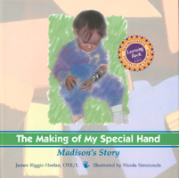 The Making of My Special Hand By Heelan, Jamee Riggio/ Carter, Nicola Simmonds (ILT)/ Simmonds, Nicola (ILT)